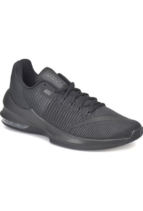 Nike Air Max Infuriate 2 Low Siyah Gri Gümüş Erkek Koşu Ayakkabısı