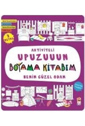 Aktiviteli Upuzuuun Boyama Kitabım :Benim Güzel Odam - Asiye Aslı Aslaner