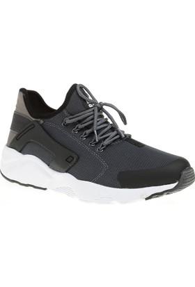 La Gear Laxa Erkek Koşu & Yürüyüş Ayakkabı D.Grey