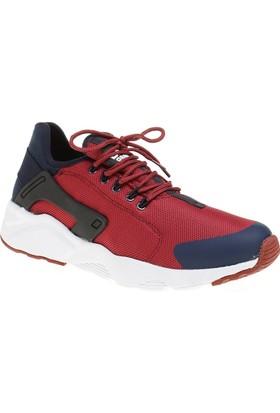 La Gear Laxa Erkek Koşu & Yürüyüş Ayakkabı Red / Navy