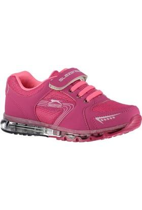 Slazenger Etty Çocuk Spor Ayakkabı Fuchsia
