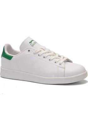 Slazenger Edı Kadın Günlük Giyim Ayakkabı White / Green