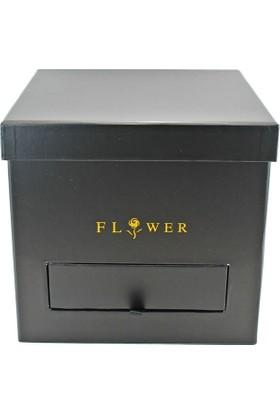 Atd Çekmeceli Çiçek Kutusu - Kare