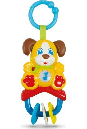 Clementoni Baby Sevimli Köpek Çıngırak