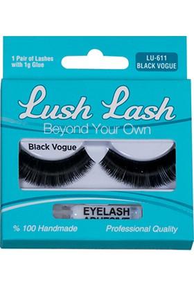 Lush Lash Takma Kirpik Black Vogue