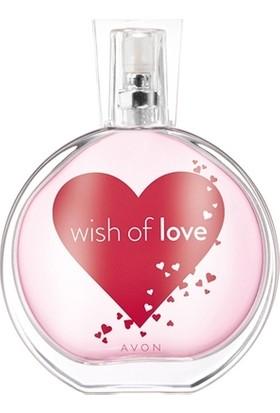 Avon Wish Of Love Kadın EDT 50 ml