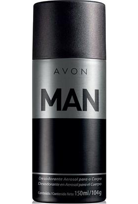 Avon Man Sprey Deodorant 150 ml