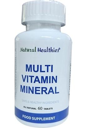 Natural Healthies Multivitamin Mineral 60 Tablet