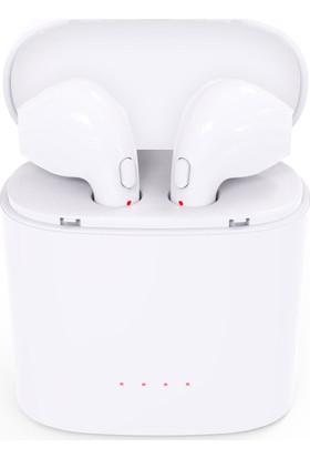 HBQ İ7S Tws Mikrofonlu Çift iPhone Bluetooth Kulaklık