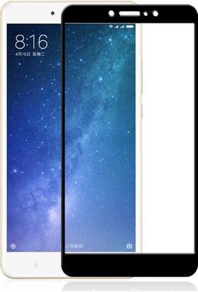 Case 4U General Mobile GM 8 Tam Kaplayan Ekran Koruyucu - Nano Fiber - Siyah