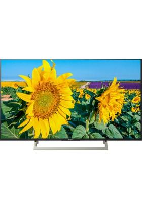 """Sony 49XF8096 49"""" 123 Ekran 4K Uydu Alıcılı Smart LED TV"""
