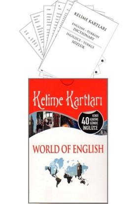 Galata World Of English - Kelime Kartları