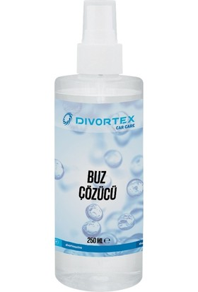 Divortex Buz Çözücü Sprey - De-Icer Spray 250 ml.