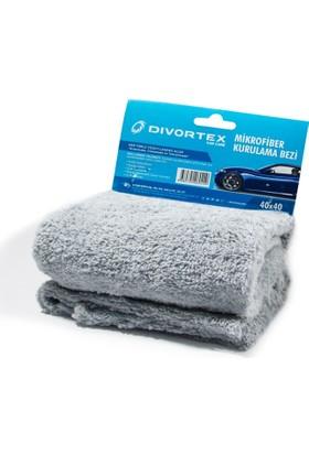 Divortex Pasta-Cila Silme Mikro Fiber Bezi 40 x 40 cm. x 1 adet.