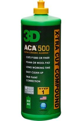 3D 500 ACA™ X-TRA Cut Compound - Extreme Pasta 946 ml. 500OZ32