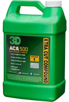 3D 500™ ACA X-TRA Cut Compound - Extreme Pasta 3,79 Lt. 500G01