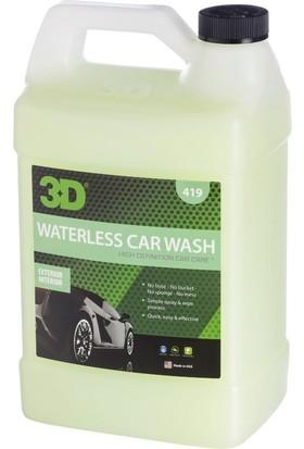 3D Waterless Car Wash - Susuz Araç Yıkama Sıvısı 3.79 lt. 419G01
