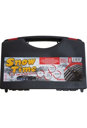 Snow Time Kar Ve Buz Zinciri 8 adet.