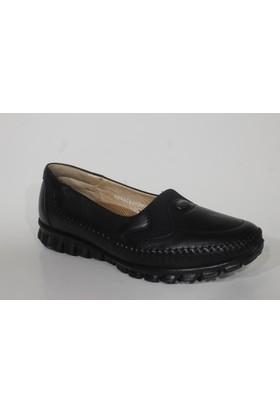 Forelli 60037 Kadın Günlük Ortopedik Deri Ayakkabı
