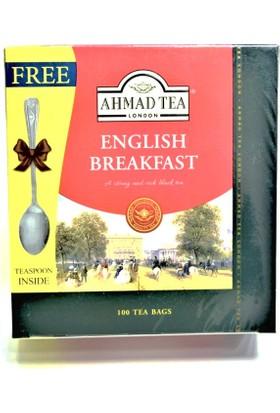 Ahmad Tea Englısh Breakfast 100 Lü Poşet Çay