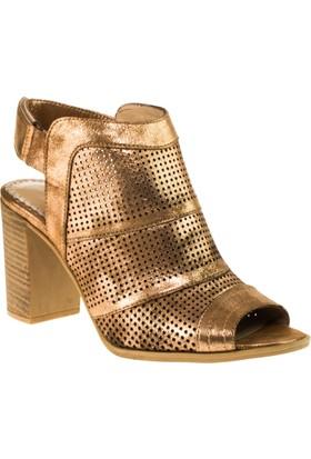 Venüs 1828050 Delikli Somon Kadın Sandalet