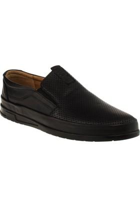 Bemsa 2037 Günlük Siyah Erkek Ayakkabı