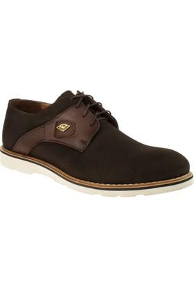 Alisolmaz 275 Bağlı Günlük Kahverengi Erkek Ayakkabı