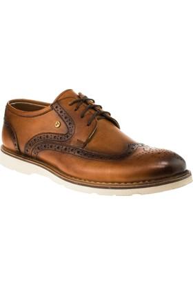 Alisolmaz 301 Bağlı Günlük Taba Erkek Ayakkabı