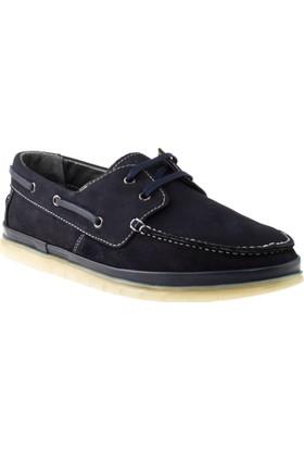 Alisolmaz 509 Günlük Bağlı Lacivert Erkek Ayakkabı