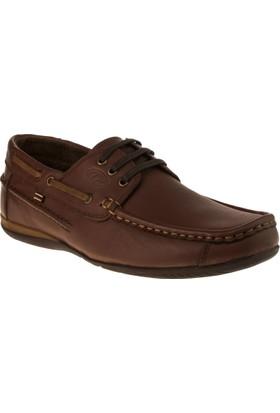 Alisolmaz 906 Bağlı Günlük Kahverengi Erkek Ayakkabı