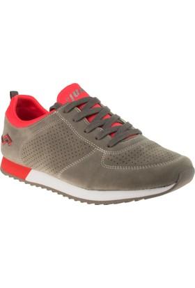 Jump 17539 Bağlı Gri Kadın Spor Ayakkabı