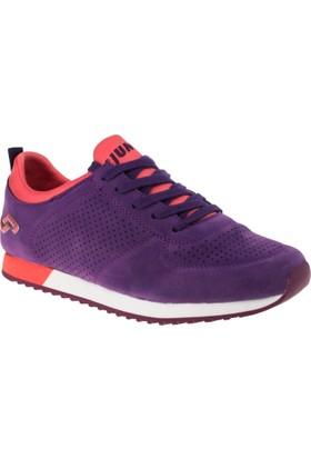 Jump 17539 Bağlı Mor Kadın Spor Ayakkabı