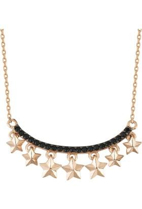 Paljewelry Yıldızlar Sallantılı Kolye