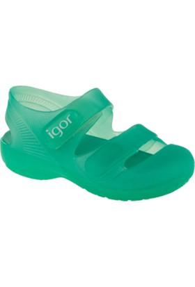 Igor 10110b Bondi Yeşil Çocuk Sandalet