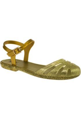Igor 10144 Mara Mini Altın Çocuk Sandalet