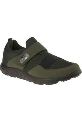 Slazenger 18re033 18y Diego Casual Yeşil Erkek Spor Ayakkabı
