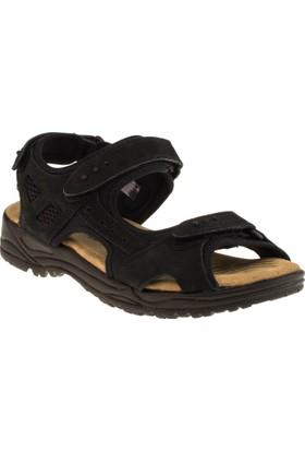 Greyder 56001 Comfort Siyah Kadın Sandalet