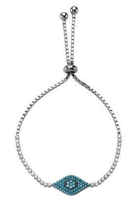 Paljewelry Turkuaz Taşlı Ayarlanabilir Bileklik 882920