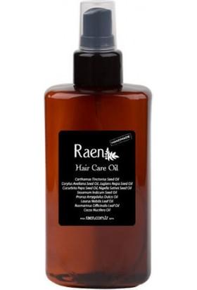 Raen Bitkisel Saç Bakım Yağı