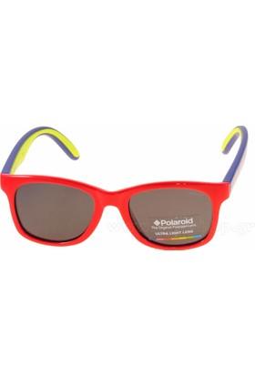 Polaroıd 8001/S-T21Y2/48 Çocuk Güneş Gözlüğü