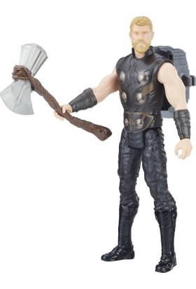 Avengers Infinity War Titan Hero Power Fx Thor Figür
