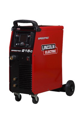 Lincoln Electric Speedtec 215C Gaz Altı Kaynak Makinası
