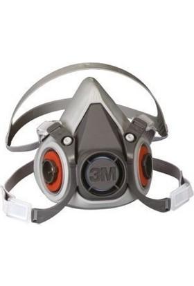 3M Gaz Maskesi Yarım Yüz 6200 (Orta Boy)