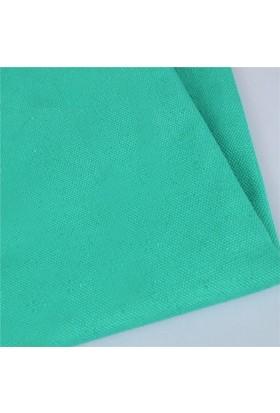 Modastra Mint Düz Renk Duck Bezi Kumaş
