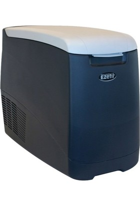 Ezetil Kompresörlü Oto Buzdolabı 12/24V 45 Lt