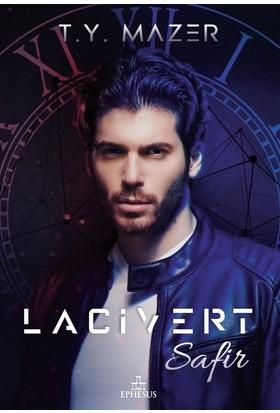 Lacivert Safir (Ciltli) - T.Y. Mazer