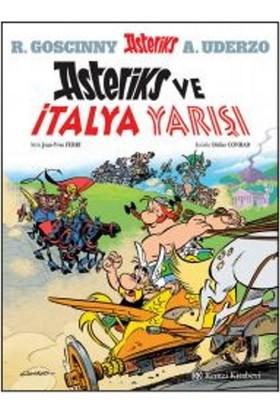 Asteriks İtalya Yarışı - R. Goscinny