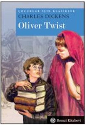 Oliver Twist (Cep Boy) - Charles Dickens