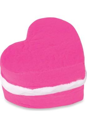 Soft'n Slo Squishy Strawberry heart cake