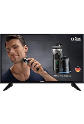 """Vestel 50FD7300 50"""" 127 Ekran Uydu Alıcılı FHD Smart LED TV"""